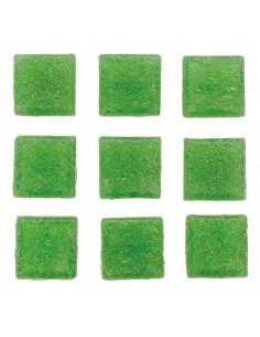 """Tesselles de Mosaïque """"Vert..."""
