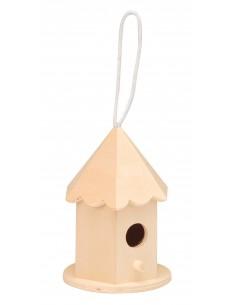 Maison d'oiseaux en bois...