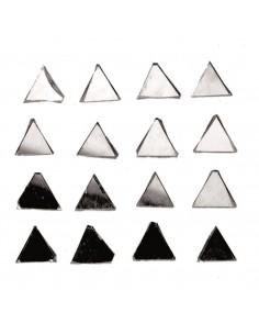 Mosaïque Miroir Triangle -...