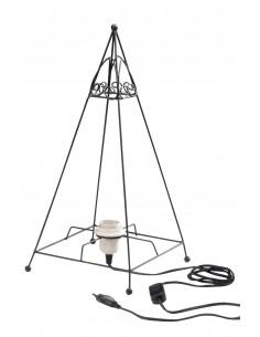 Support de Lampe Pyramide -...