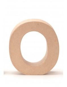 """Lettre """"O"""" en carton - 17.5..."""