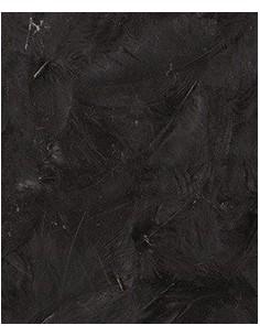 """Plumes """"Noir"""" - 8 à 12 cm"""