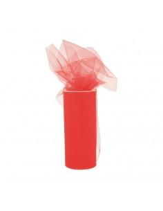 """Rouleaux de Tulle """"Rouge"""" -..."""