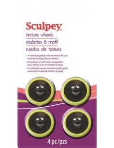 Roulettes à Motifs Sculpey