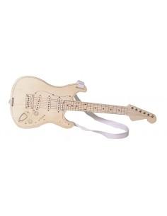 Guitare en Bois - 50 x 18 x...