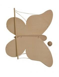 """Mobile en Bois """"Papillon"""" -..."""