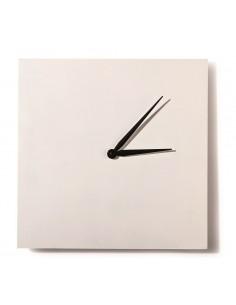 Horloge Carrée en MDF...
